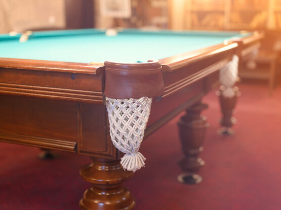 pool table refinishing dc